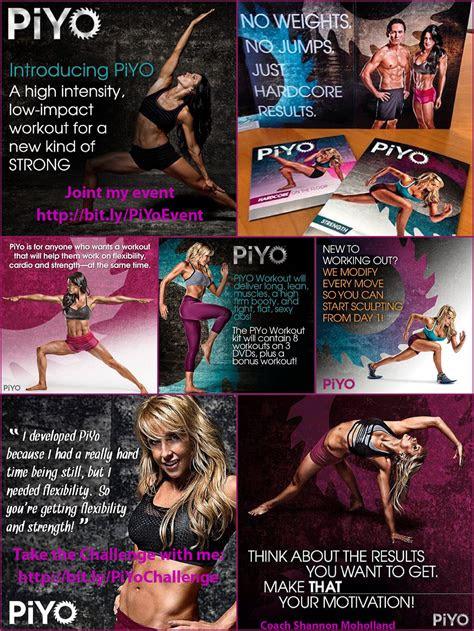piyo yoga dvd blog dandk