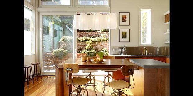 Asyiiikk Dapur Juga Ruang Makan Juga Properties Elit
