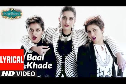 Baal Khade Sunidhi Chauhan Lyrics