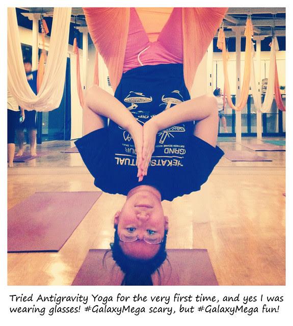 TPD Galaxy Mega Antigravity Yoga