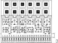 1994 Volkswagen Jetta Fuse Box Diagram