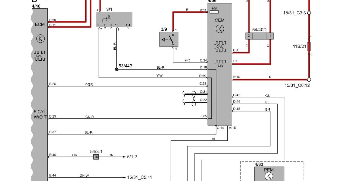 Diagram  Volvo S60 2 0 T Wiring Diagram Full Version Hd
