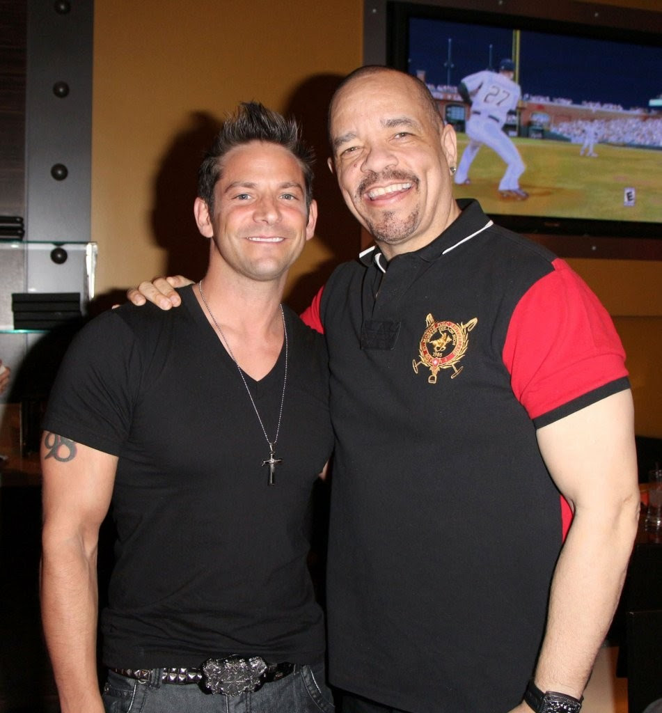 Jeff Timmons - Ice-T Throws Coco A Surprise Party