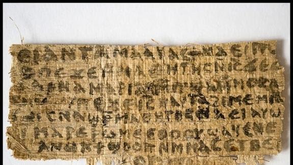 Origins of 'Gospel of Jesus's Wife' Begin to Emerge