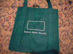 bag before