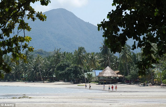 Koh Chang is an island in Thailand's Drat province which, until recently, was largely unexplored by tourists