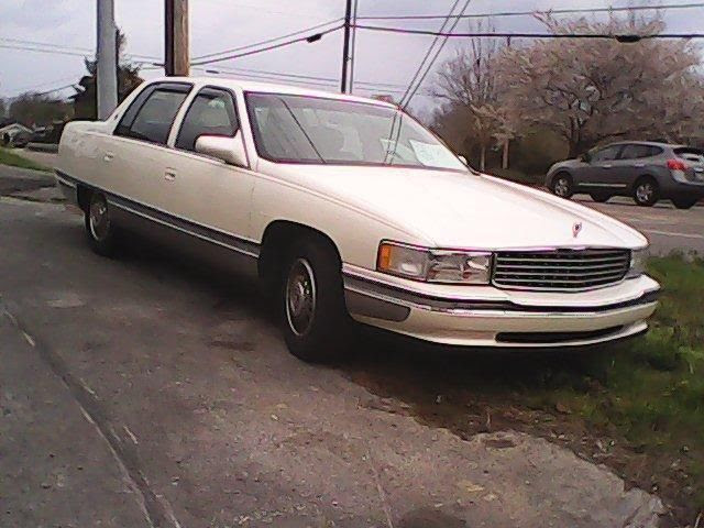 95 Cadillac Deville Cars for sale