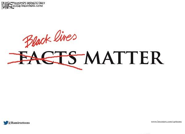Image result for black lives matter media cartoons