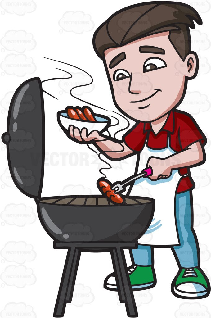 Weber Grill Clipart | Free Images at Clker.com - vector clip art online,  royalty free & public domain