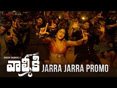 Jarra Jarra Valmiki Movie Video Song