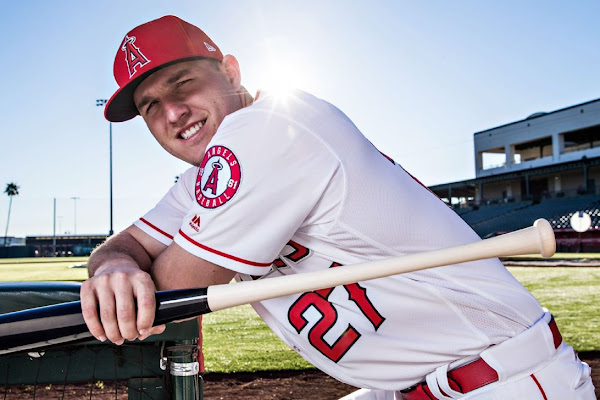 dd1f64d63 Olney  Which dominoes are next to fall after Mike Trout s megadeal
