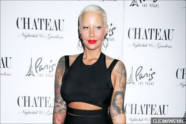 Amber Rose Is Victim in Alleged Prostitution Ring