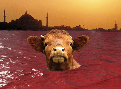 «Στην Πόλη θα χυθεί αίμα που τρίχρονο δαμάλι θα πλέζει»
