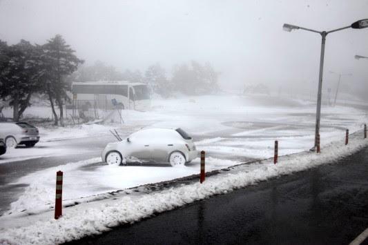 Καιρός: Ο χιονιάς `The Big One` θα σαρώσει την Ευρώπη! Πότε θα φτάσει στην Ελλάδα