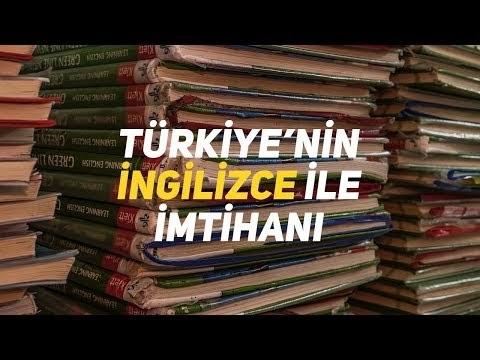 'Türkiye'nin İngilizce ile imtihanı'