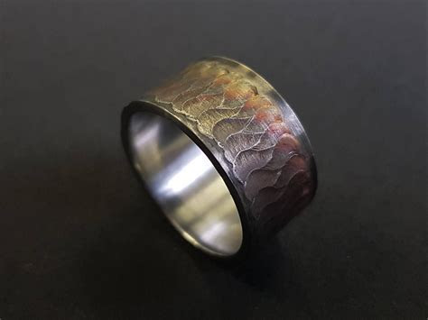 Welders wedding ring