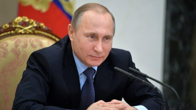 Hình ảnh TT Putin: Nga nâng cấp vũ khí hạt nhân để răn đe số 1