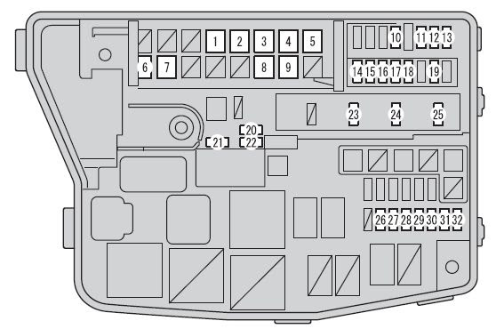 Get 06 Tc Fuse Diagram Pics