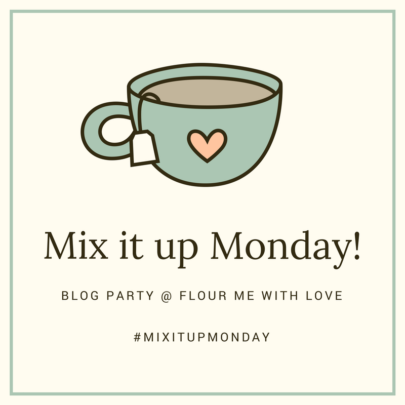 Mix it up Monday Blog Party ~ stop over and share your creativity!