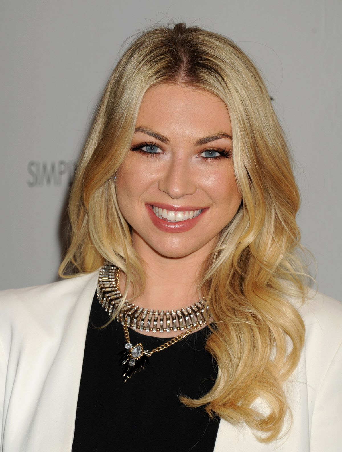 STASSI SCHROEDER at Simple Stylist Do What You Love! Conference in Los Angeles