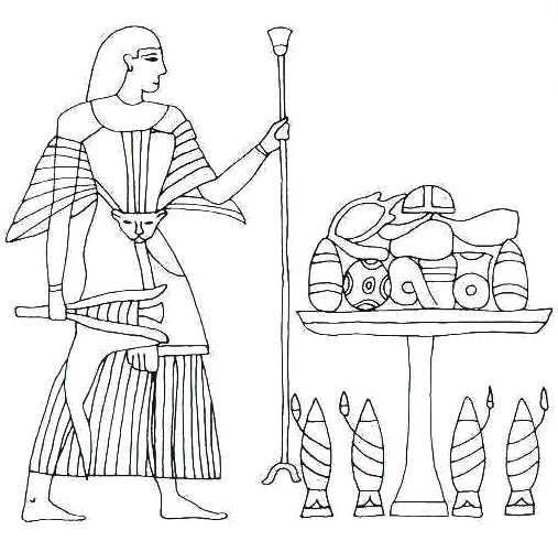 Los Símbolos Egipcios Y Su Significado Iii Esotericosorg