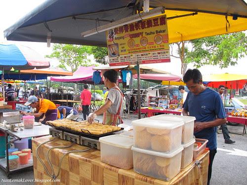 Setia Alam Pasar Malam, the longest pasr malam in Malaysia