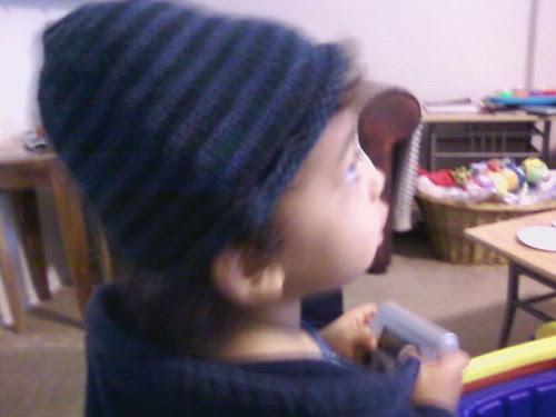 Ian's Emergency Hat