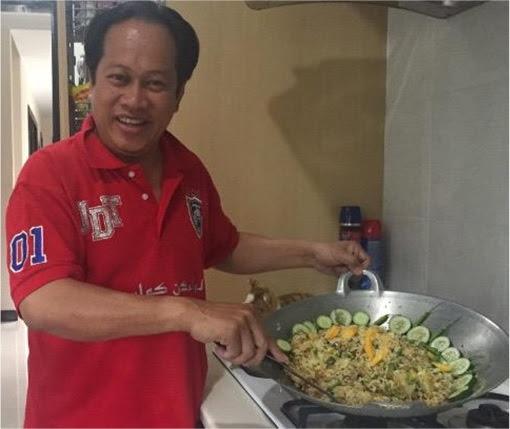 Ahmad Maslan Fried Rice