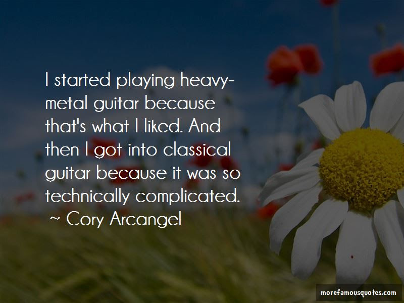 Heavy Metal Guitar Quotes Top 10 Quotes About Heavy Metal Guitar