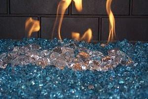 Fireplace Design Ideas A Glass Act