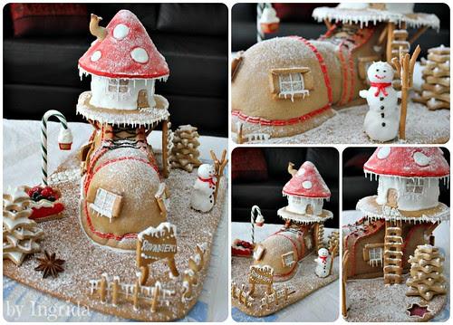 Gingerbread by Ingrida via www.isbandytireceptai.com