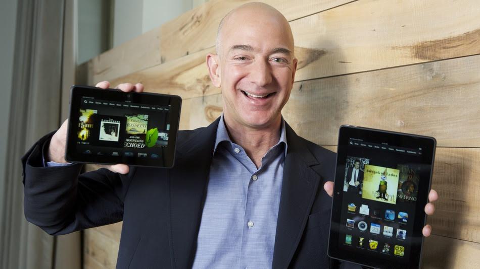 تطبيقات أمازون تتجاوز 200 ألف تطبيق