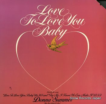 SUMMER, DONNA love to love you baby