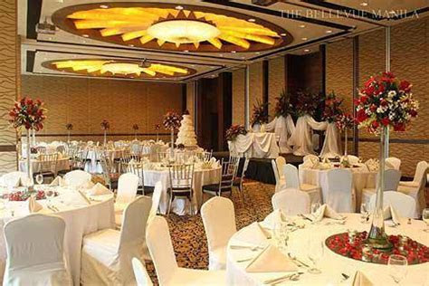 The Bellevue Manila's Wedding Packages   Bridal Book FN