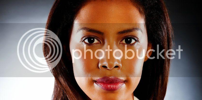 Black assertive woman