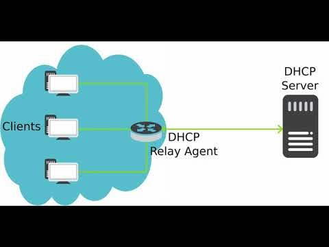 Dynamic Host Configuration Protocol (DHCP)