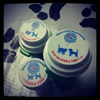 Lola's meds... #dogs #dogstagram