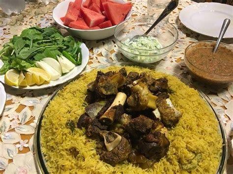 resepi nasi mandi kambing   restoren nasi arab