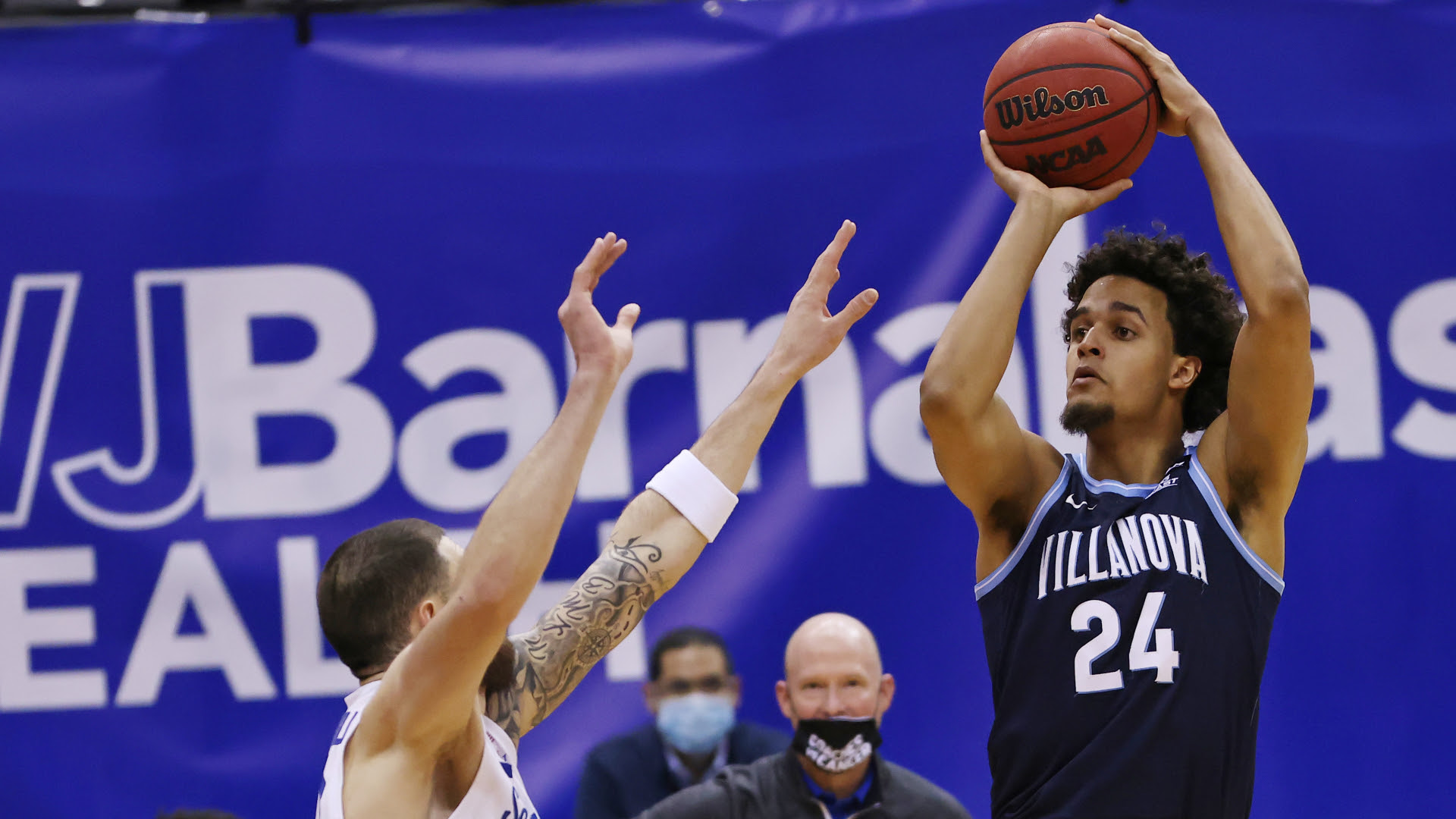 Big East Tournament bracket: Full TV schedule, scores, results for 2021 basketball tournament