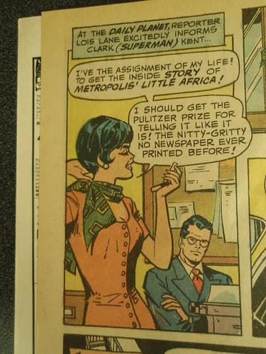 Superman's Girlfriend Lois Lane #106 (2)