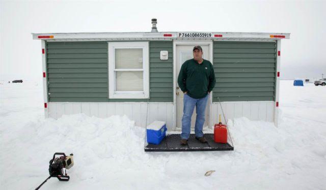 The Modern Ice Fishing