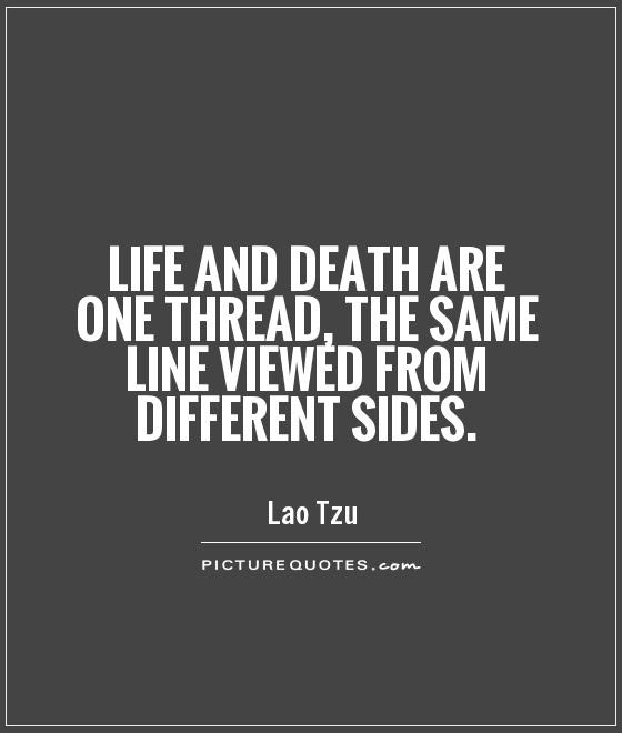 Quotes About Threads Of Life 32 Quotes