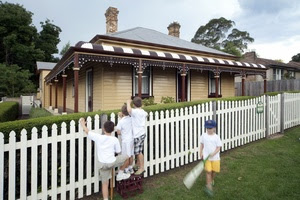 Sir Donald Bradman's boyhood home, Bowral.