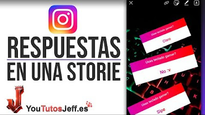 Compartir Varias RESPUESTAS en una Sola Storie Instagram - Trucos Instagram
