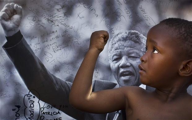 Nelson Mandela 18 julho