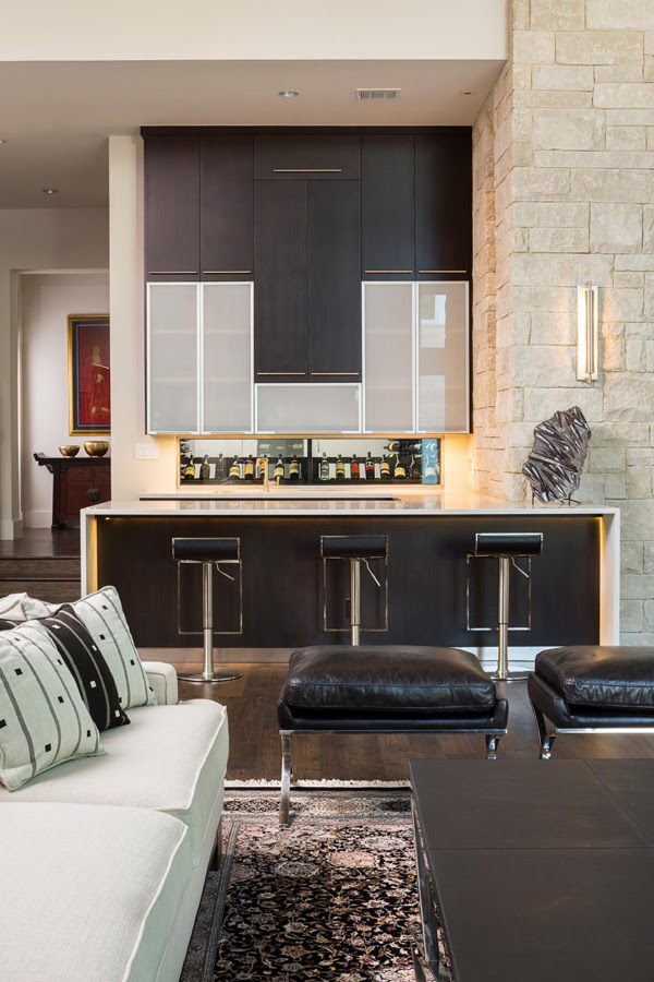 25 Cool And Masculine Basement Bar Ideas | Home Design And ...