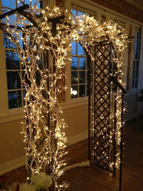 Lighted Arbor   Wedding or Party Arbor on Etsy, $300.00