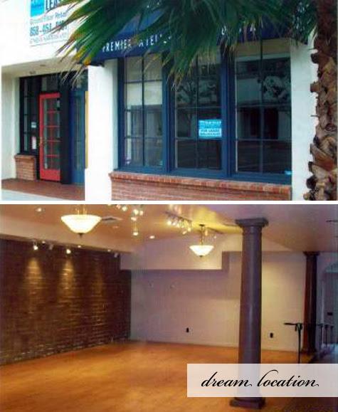 dream boutique location in la jolla, california