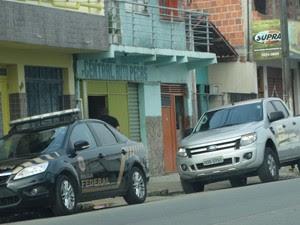 Operação foi deflagrada nesta quarta-feira (23), na Bahia (Foto: Giro em Ipiaú)