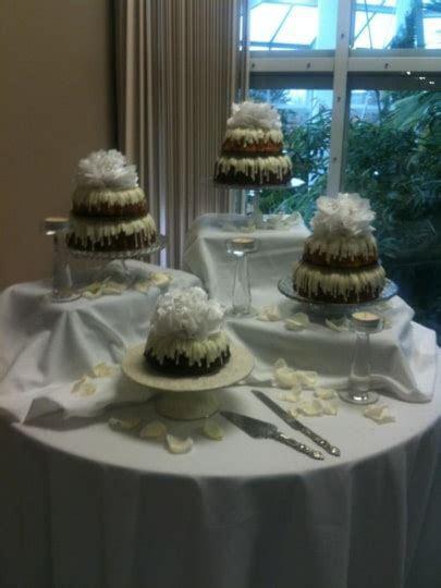 Nothing Bundt Cakes   Wedding Cake   Corte Madera, CA